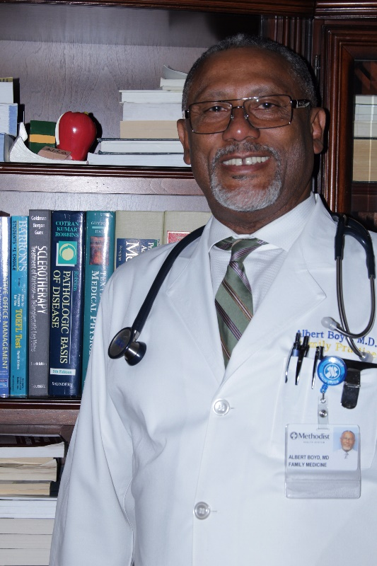 Dr. Albert Boyd, M.D. - Chameleon Medical Spa